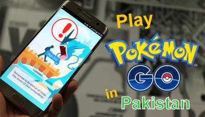 Famous App Pokemon Go now available in Pakistan