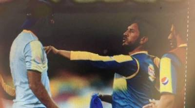 Yasir Shah, Wahab Riaz engage into scuffle during practice session
