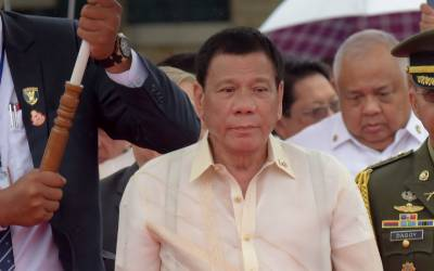 Philippine President Rodrigo Duterte claims he personally killed many people
