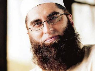 Junaid Jamshed's funeral prayers offered at AKD Ground Karachi