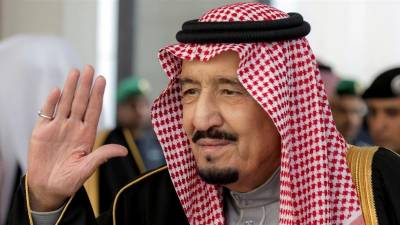 Saudi Arabia will not tolerate any external 'interference' in Yemen: king