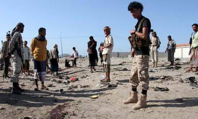 Yemen: 30 soldiers killed in suicide explosion