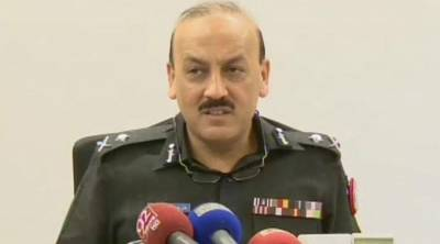 IG Sindh A D Khawaja removed from his post