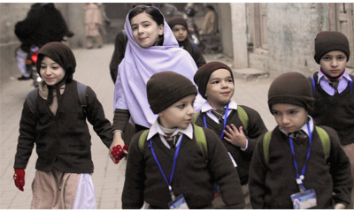 Punjab announces winter holidays for educational institutions