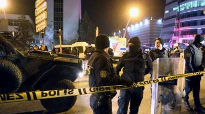 US embassies close in Turkey after shooting outside embassy