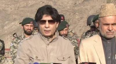 Pakistan to handle cross-border traffic by 2020: Chaudhry Nisar