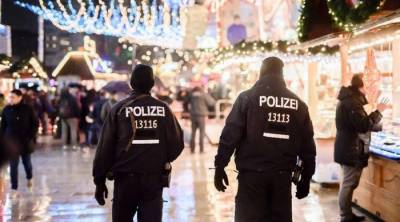 2 suspects arrested over shopping mall attack plot in Germany