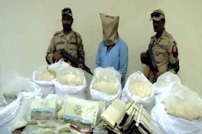 Karachi Police apprehends drug dealer