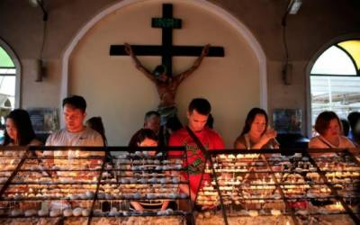 16 injured in Christmas Eve blast at Catholic Church in Philippines