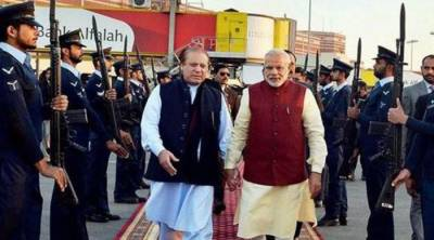 Indian PM wishes birthday to PM Nawaz