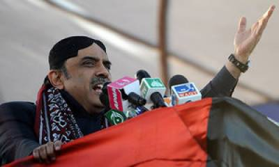 Bilawal and I will be part of this Parliament soon: Zardari