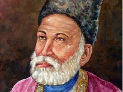 Mirza Ghalib's 219 birth anniversary being celebrated today