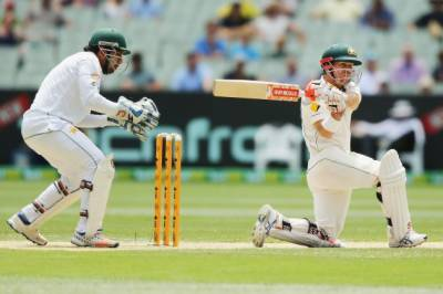 Second Test Day 3: Warner, Khawaja lead Australia's strong reply to Pakistan's 443