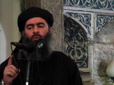 US believes Islamic State chief Abu Bakr al-Baghdadi still alive