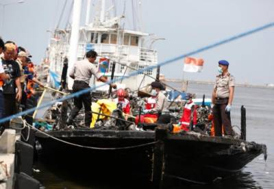 23 killed, dozens injured as Indonesian tourist boat catches fire