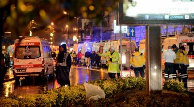 35 killed, over 40 injured in Istanbul nightclub attack