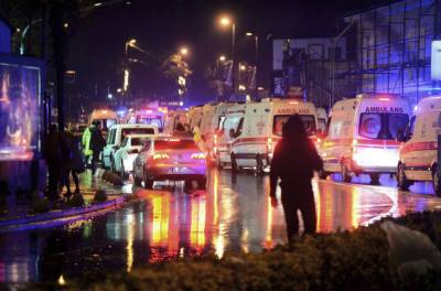Istanbul Night Club shooting responsibility claimed by IS