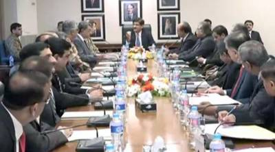 Sindh CM chairs 18th apex committee session