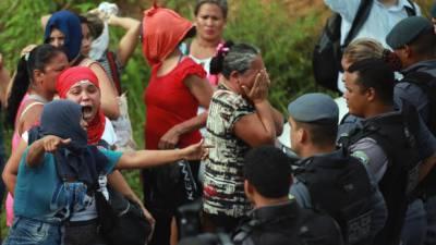 56 dead as drug gangs spark prison riot in Brazil