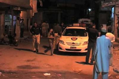 Lyari targeted police operation, 1 Gangster gunned down