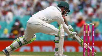 Third Test: Sharjeel falls early after Australia declare at 538
