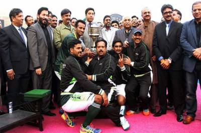 PIA routed NBP to claim National Hockey Champion title, third time