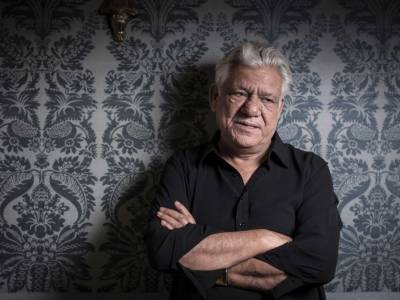 Did Om Puri predict his death?