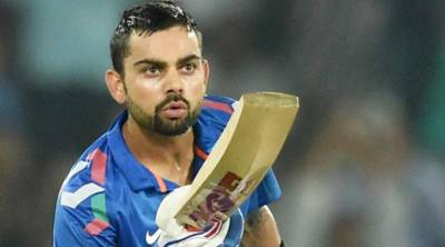 Kohli crowned as the new limited over captain