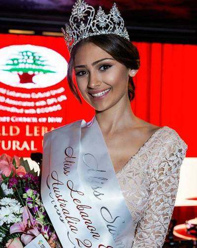 Miss Lebanon Najah Ghamrawi to lose her crown after drugs case