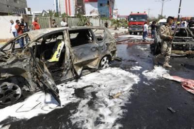 Baghdad: Car bomb kills 12, wounds dozens