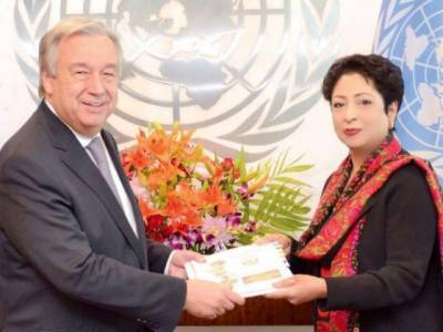 UN chief offers 'an honest broker' to ease Pakistan, India tension