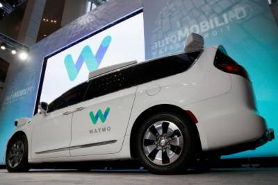 Google unveiled self-driving system in Chrysler Pacifica