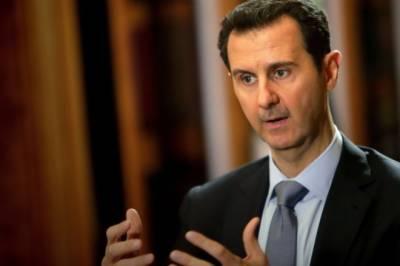 Ready to negotiate on presidency: Assad