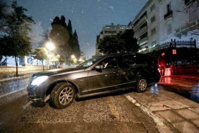 Senior Russian envoy found dead in Greece