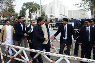 Panamagate Case: PTI concludes arguments against Sharif family's offshore companies