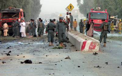 6 Civilians Killed by Roadside Bomb, says Afghan officials