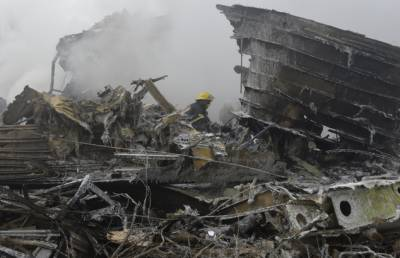Cargo plane carrying 37 crashed at Kyrgyzstan