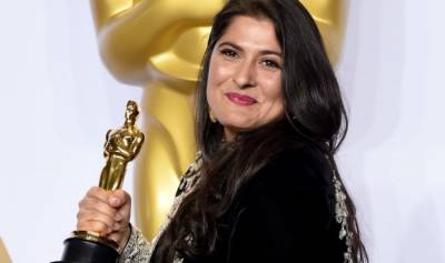 World Economic Forum to be co-chaired by Sharmeen Obaid Chinoy