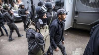 Gunmen kill 8 police personnel in southwest Egypt