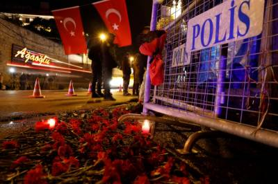 New Year's nightclub attacker captured in Istanbul
