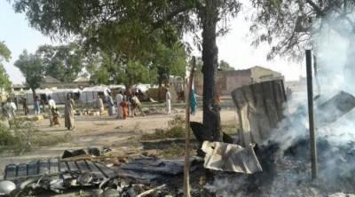 52 kills Nigerian air force strike on refugee camp