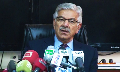 No pressure will be accepted on Indus Waters Treaty: Khawaja Asif