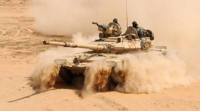 India to deploy more than 460 main battle tanks along border with Pakistan