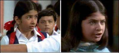 Transformation of 'Pooja from 'K3G'