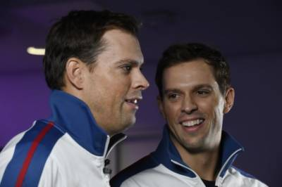 United States' Bryan brothers retire from Davis Cup