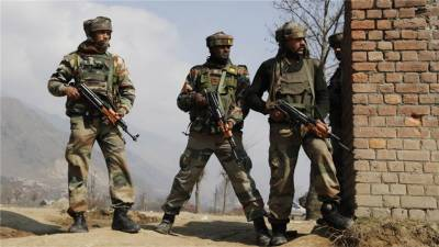 Three Kashmiri Freedom Fighters Martyred by Indian troops