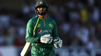 Azhar Ali penalized for slow over rate