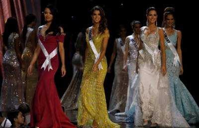 Miss Universe beauty pageant (Pics)