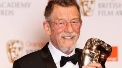 British actor John Hurt dies