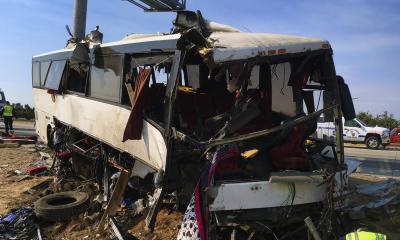 Madagascar wedding crash, 47 killed